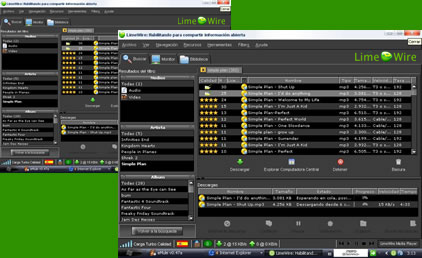 limewire music downloader software free download